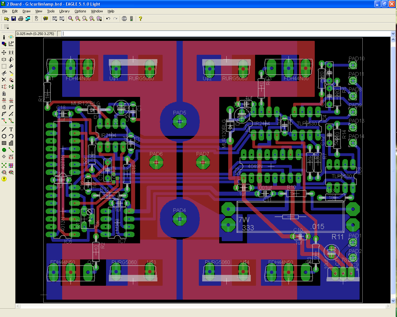 Large brushed servo setup on the cheap wip archive cnczone com largest forums for cnc professional and hobbyist alike